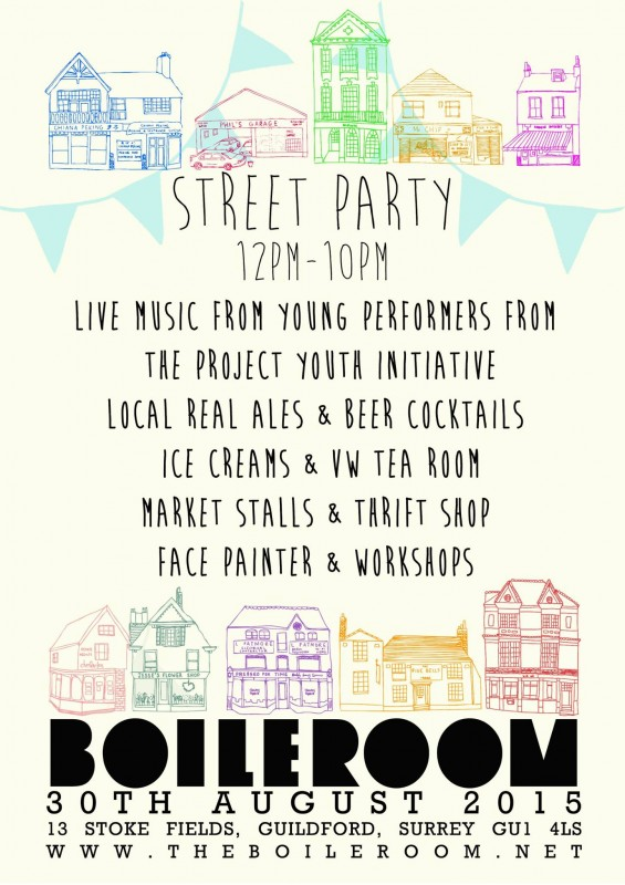 Street Party 300815