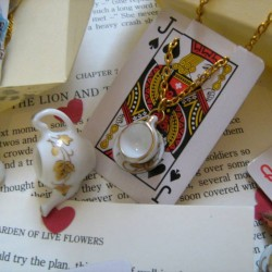 Mad Hatter's Jewellery Gift Boxes