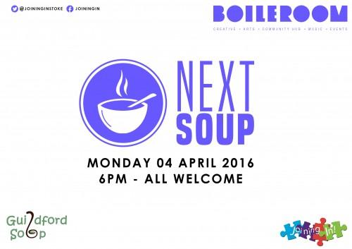 Soup next