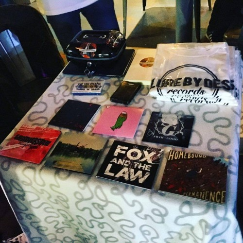 Failure by Design Records stall