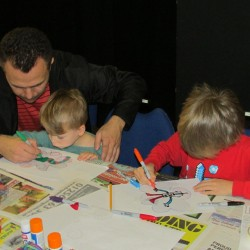 Guildford's Big Draw (16)