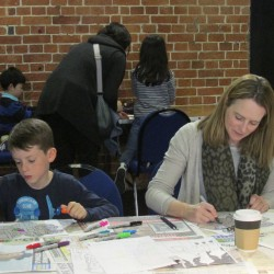 Guildford's Big Draw (28)