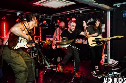 Idles @ The Boilerroom Jack Daniels; Jackrocks;